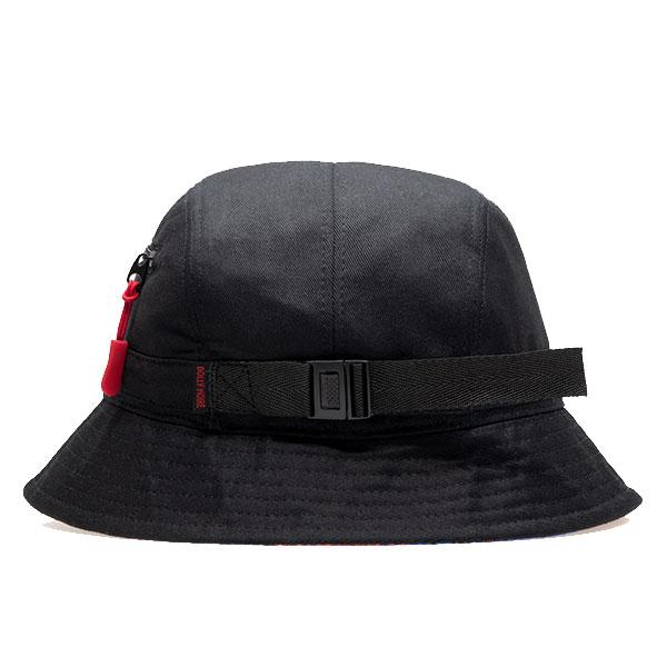 Dolly Noire Bucket Black haka shop