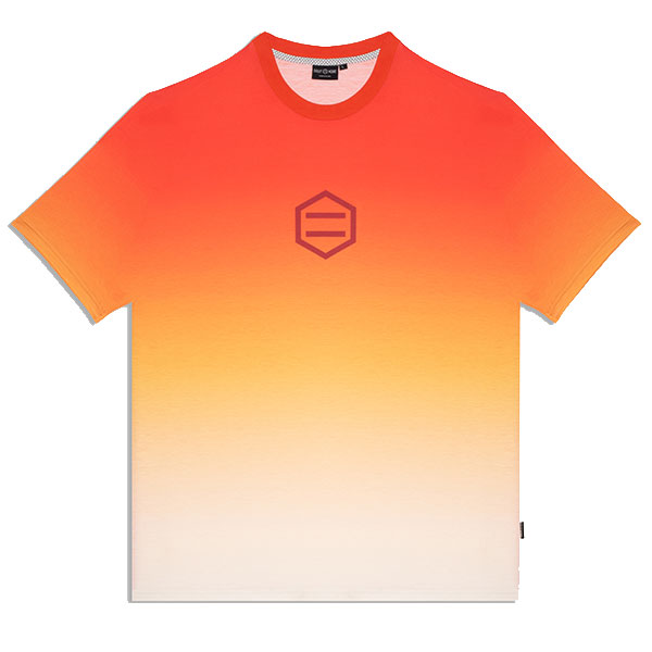 Dolly Noire Gradient Logo Red & Orange haka shop